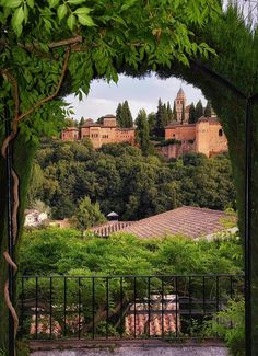 Granada Spain, Grenade, Le Palais, Landscape Architecture, Colorado, Environment, Italy, France, Mansions
