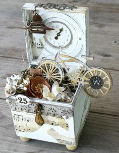 Altered Vintage Box