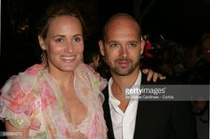 Photo d'actualité : Judith Godreche and Maurice Barthelemy arriving...
