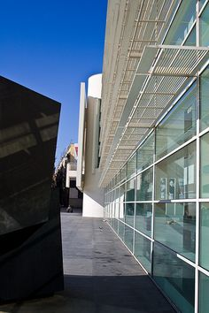 Richard MEIER - MACBA