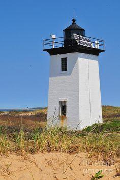 Woods End Light-Provincetown, Cape Cod