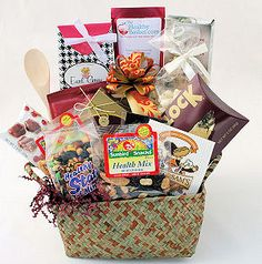 Healthy gift baskets for get well and all occasions -- filled with healthy gourmet foods carefuly chosen to promote wellness and natural bath/spa products. Cheer Up Friends, Healthy Gourmet, Get Well Gifts, Jar Gifts, Gift Baskets, Feel Better, Wellness, Chicken Soup, Diy