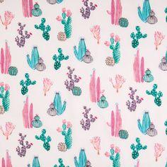 Cactus boppy cover - minky boppy cover - modern baby nursery - tribal baby nursery - mint coral - cactus by glitterthread Mint Nursery, Tribal Nursery, Cactus Fabric, Boppy Cover, Book Sleeve, Green Cactus, Minky Blanket, Fabric Online, Hobby Lobby