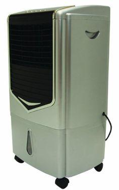 KuulAire PACKA43 Portable Evaporative Cooling Unit 350 CFM, Silver KuulAire http://www.amazon.com/dp/B00AK5AMGW/ref=cm_sw_r_pi_dp_DkLmvb1KBGKD5