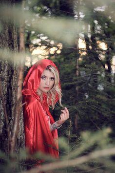 Red Riding Hood ll by StefanieSauer.deviantart.com on @deviantART