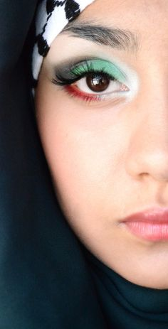 faineemae at Badass Muslim Girl. Awesome social justice activist
