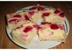 Sweet Recipes, Ham, A Table, Cheesecake, Food And Drink, Pudding, Cooking, Kitchen, Hams