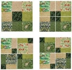 disappearing nine patch quilt pattern free - Bing Images