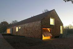 Prefab Country Homes - Cedar Home Design in Norfolk, UK