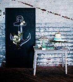 Mint + Turquoise Nautical Wedding Inspiration