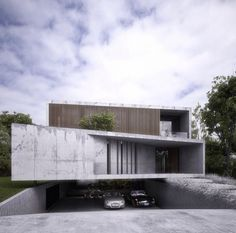 Concrete architecture