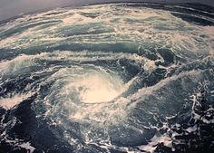 Giant ocean whirlpools puzzle scientists... - The Watchers