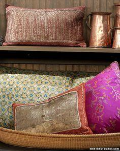 Indian Block Printing - Martha Stewart Crafts