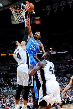 Thunder at Spurs  Game 5 - 6 4 2012 beb400453