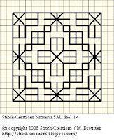 ❤ =^..^= ❤    Stitch-Creations: Biscornu  SAL Patterns