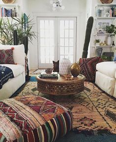 Home Interior Boho .Home Interior Boho Indian Living Rooms, Boho Living Room, Bohemian Living, Living Room Decor, Bohemian Decor, Bohemian Interior, Indian Interior Design, Bohemian House, Interior Livingroom