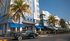 Miami South Beach & Art Deco Architecture District