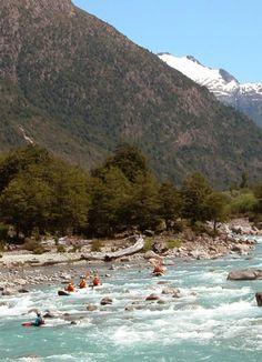 Conquer the Futaleufu River in #Chile.