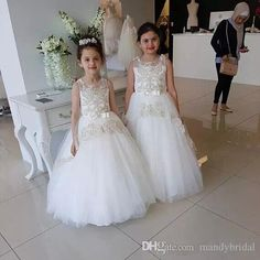 Buy high quality china wholesale computers, cell phones, wedding dresses and other products from reliable chinese wholesalers on Dhgate Cheap Flower Girl Dresses, Girls Pageant Dresses, Girls Party Dress, Flower Girls, Party Dresses Online, Party Gowns, Dress Online, White Ball Gowns, Lace Ball Gowns