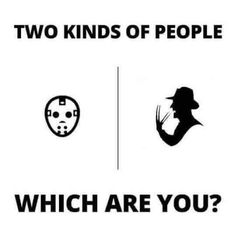 Which one are you?
