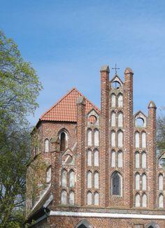 Łobdowo. This is the place of origin of blessed John Lobedanus.
