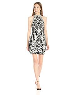 Parker Women's Pasclina Embellished Halter Dress, Ivory, Small Parker http://www.amazon.com/dp/B011J8TKCK/ref=cm_sw_r_pi_dp_12Mrwb1HEAAW9