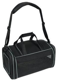 Special Offers - HuggleHounds Alpha Dog/Cat Carrier Black  Medium - In stock & Free Shipping. You can save more money! Check It (March 29 2016 at 09:56AM) >> http://dogcollarusa.net/hugglehounds-alpha-dogcat-carrier-black-medium/
