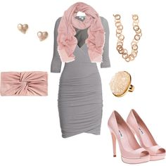 grey+light pink