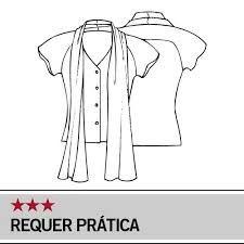 como costurar blusas - Pesquisa Google