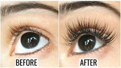Si aplicas este ingrediente en tus pestañas todas las noches, crecerán como locas - A long lashes, hydrated and taken care of enhance the beauty and the attractiveness of the eyes to the maximum, and that is Make Eyelashes Longer, How To Grow Eyelashes, Thicker Eyelashes, Long Lashes, Eyebrows Grow, False Lashes, Castor Oil For Eyelashes, Beauty Care, Beauty Hacks