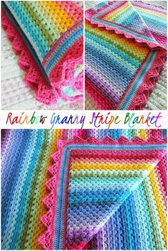 Annie's Place: Country Walks and Granny Stripe Crochet Overload