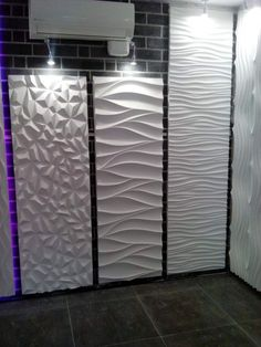 manufacture of panels and manufacture of panels and manufacture of panels andDecorative Wall Panels –Cream leather panels Textured Wall Panels, Decorative Wall Panels, 3d Wall Panels, Ceiling Design Living Room, Home Room Design, Interior Walls, Bathroom Interior Design, 3d Wandplatten, 3d Wall Tiles