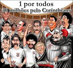 Sport Club Corinthians Paulista - Fan Art
