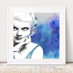 PAINTING DIGITAL MEDIA  Etsy shop ArtlovebyKaren  LOVE, JEAN (Harlow)  I love vintage! This if from my NEW SERIES of vintage (and vintage-inspired) #pinup #tcm #jeanharlow #femmefatale #oldhollywood #pinuphair #pinupart #pinupmakeup #vintage #vintagephotos #realart #pinupgirlclothing #vintagegirl #vintagehair #40s #50s #femmefatales #1940s #moviestars #legends #iconic #glamour #classicmovies #goldenera