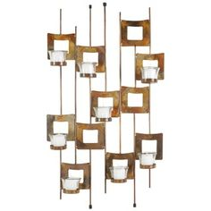 safavieh deco candle holder wall sconce overstock