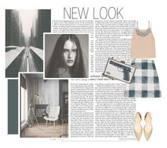 """New look"" by danike ❤ liked on Polyvore featuring Motel, T By Alexander Wang, Paul Andrew, Buffalo and Charlotte Russe"