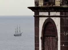 Barco e torre