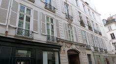 Hôtel de Luynes (1800) 3, rue Jacob Paris 75006.
