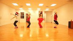 Zumba - Rockin' Around the Christmas Tree covered by WinnipegZumba Girls - YouTube