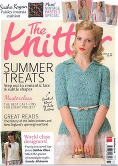 The Knitter №74 2014 - 紫苏 - 紫苏的博客
