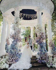 Top 10 Luxury Wedding Venues to Hold a 5 Star Wedding - Love It All Wedding Altar Decorations, Wedding Altars, Wedding Themes, Wedding Designs, Wedding Ceremony, Wedding Dresses, Wedding Ideas, Wedding Photos, Wedding Gazebo