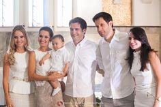 Cores de roupa para batizado