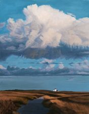 Tom Steinmann, Cape Cod Landscape and Seascape Painter - Realist Paintings in Oil and Watercolor - via http://bit.ly/epinner