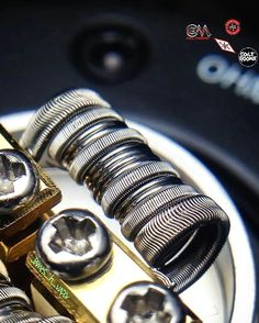 . ▼▼▼ Like Follow and Tag Your Friends Below! ▼▼▼ . Originally posted by @coilgoons Make sure to check out  this bomb ass coil builder today! . Click The Site In My BIO And Use The Coupon Code For Some Sweet Liquid At Crazy Low Prices!  #vape #vapecommuni