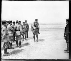 20 de junio de 1918. En el casino de Loon-Plage, Francia