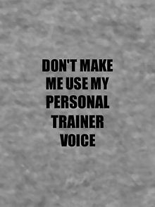 Personal Trainer Gift For Coworkers Funny Present Idea Mug By Funnygiftideas Personal Trainer Humor Gym Memes Funny Trainer Quotes