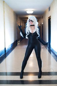 Black Cat #cosplay