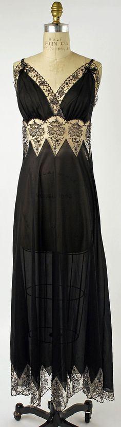 Nightgown, ca.1970