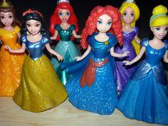 Mini Prinzessinnen