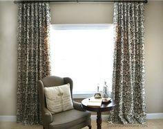 Ever look at your windows and just wish there was some easy, inexpensive way to make them look amazing? Wish granted!
